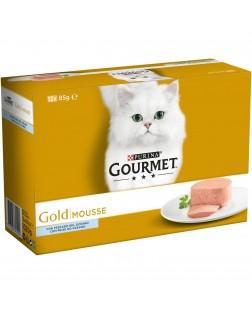 Gourmet Gold Mousse Pack...
