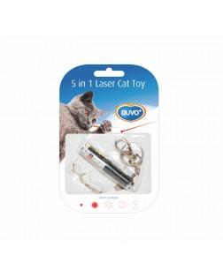 Duvo puntero laser gatos 5...
