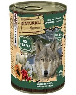 Natural Greatness cordero y...